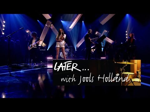 M83 feat. Mai Lan - Go! - Later… with Jools Holland - BBC Two