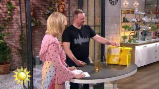 Dagens trissvinst till Bjärred! - Nyhetsmorgon (TV4)