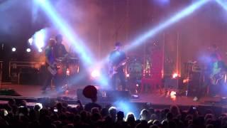 Chinaski Rockfield tour 2015 v Plzni 1/2