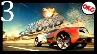 Split Second: Velocity #3 ( Сломали мост )