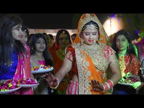 Bride Dance Entry #swag Wali Bride #latest
