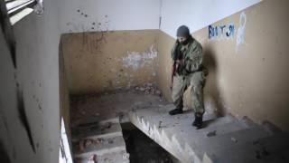 Работа на лестнице. Tactic PRO SPB