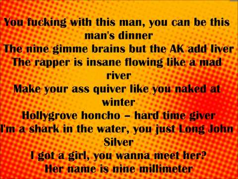 9mm LyricsDavid Banner Ft Snoop Dogg Akon & Lil Wayne