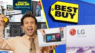 Top 10 Best Buy Black Friday 2017 Deals