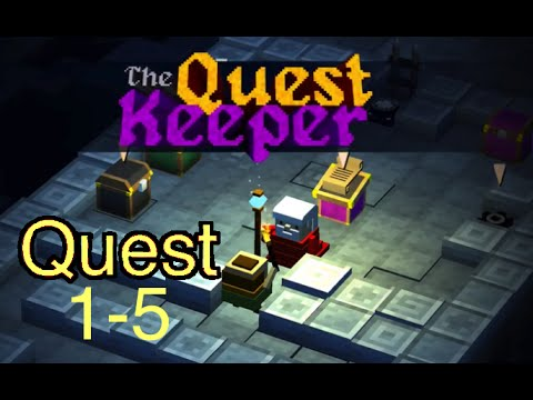 the quest keeper
