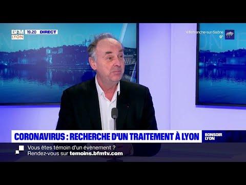 Coronavirus : Recherche D'un Traitement à Lyon