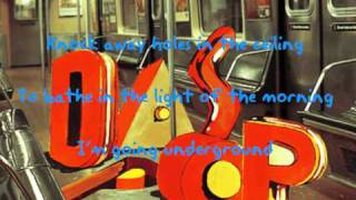 Das Pop - Underground with Lyrics