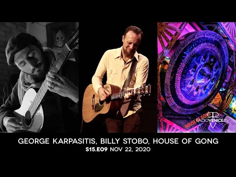 Radio Venice ft. George Karpasitis, Billy Stobo, and House of Gong