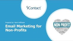 How Non-Profits Can Use Email Marketing