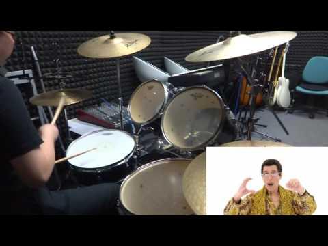 PPAP Pen Pineapple Apple Pen(Drum Cover)
