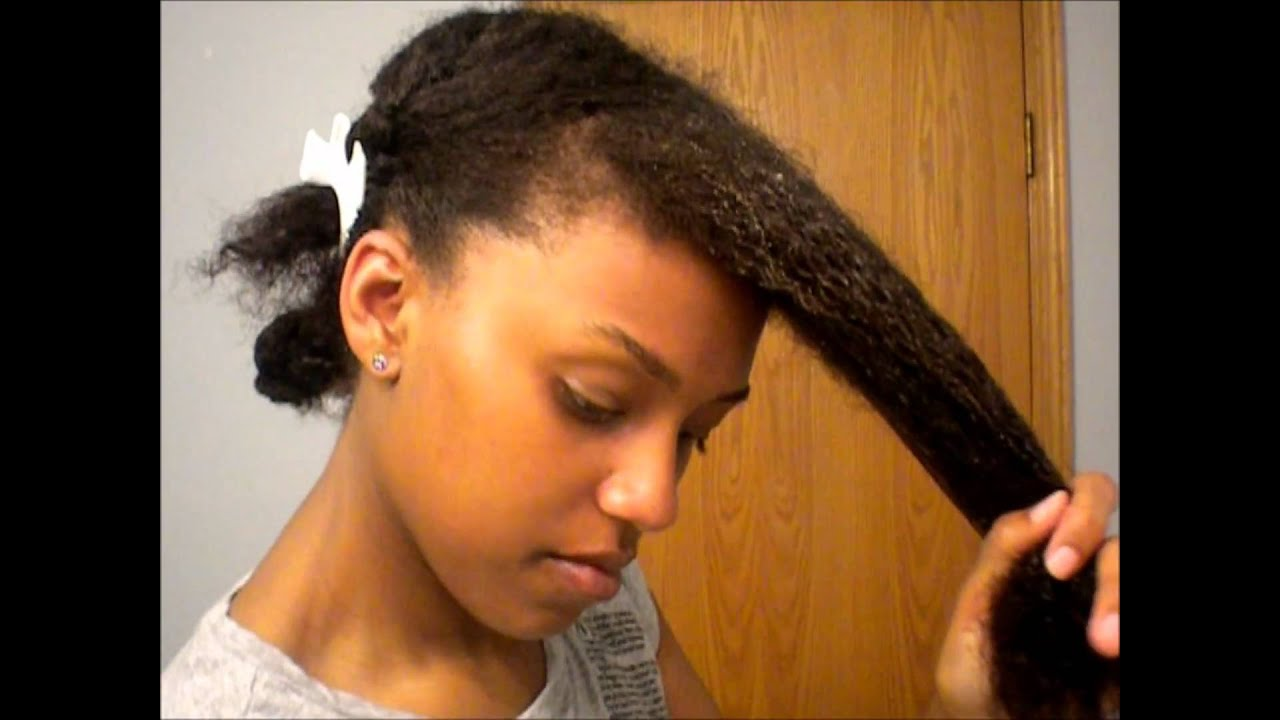natural hair homemade protein