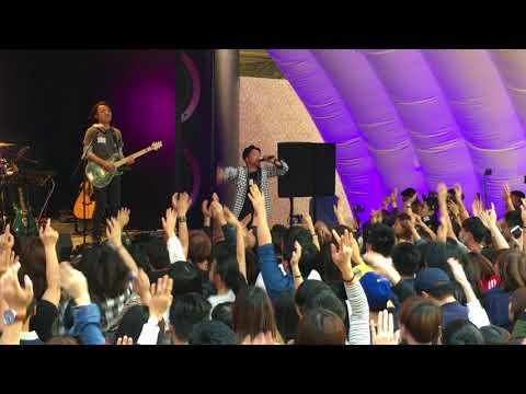 Supper Moment 現場獻唱《靈感床、大丈夫、 橙海、 說再見了吧、飛》@Times Square Music Room 2018 片段重溫 !