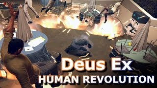 Deus Ex: Human Revolution Nostalgic Review