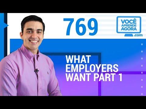 Qué significa en inglés employment