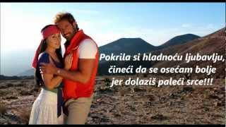 Alexander Acha & Zuria Vega - Amor Sincero (Serbian Lyrics)