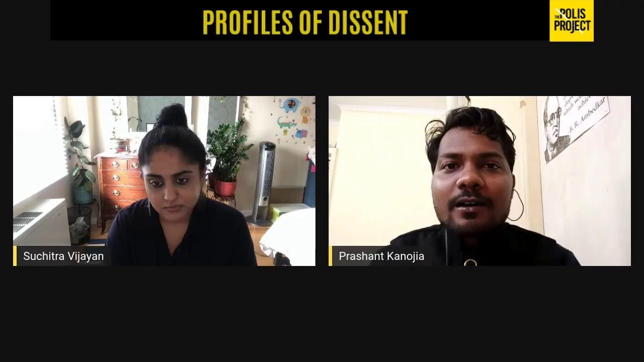 Download Profiles of Dissent | Ep-1 Prashant Kanojia