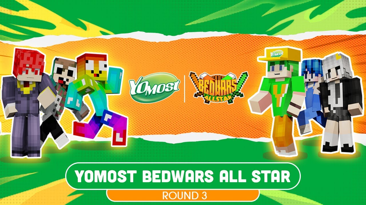 Giải Đấu Yomost Bedwars ALL STAR - Trận Chiến Cuối Cùng