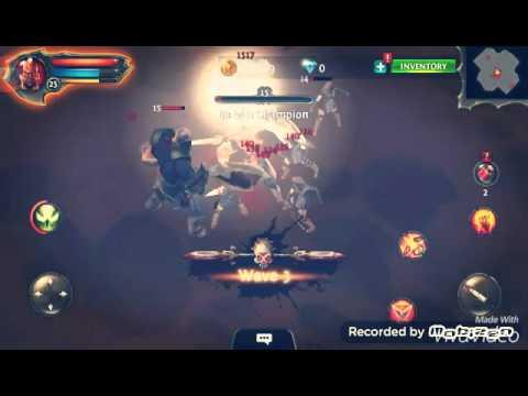 Dungeon Hunter 4 Showcase (Blademaster)