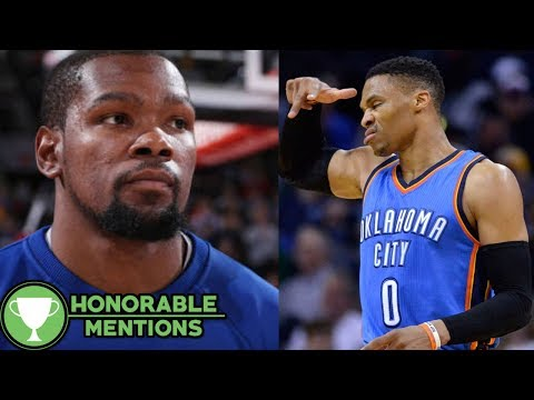 Russell Westbrook SNEAK DISSES Kevin Durant without Saying a Word -HM
