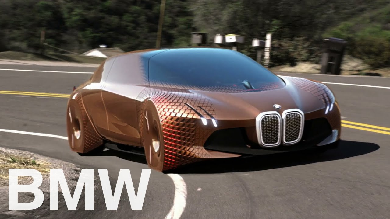 The ideas behind the BMW VISION NEXT 100 - YouTube