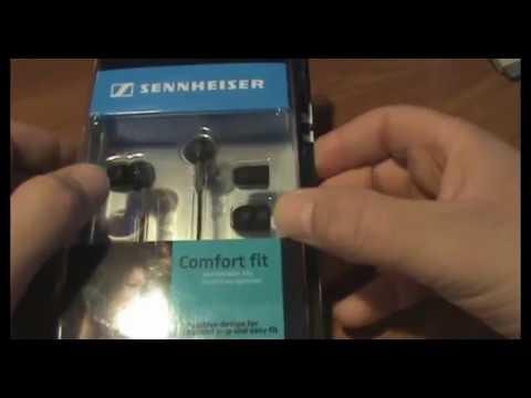 Видеообзор на Гарнитура Sennheiser CX 5.00G (Sennheiser CX 5.00i .