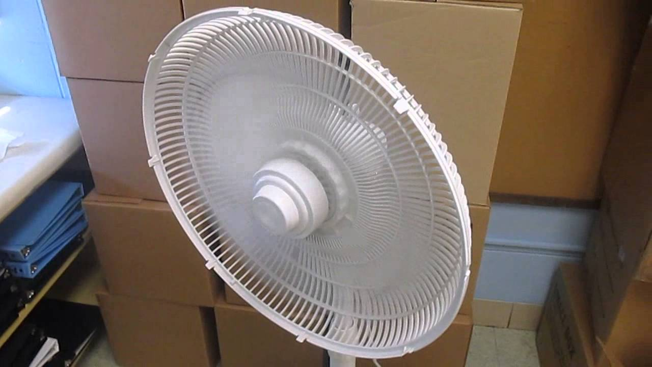 Lasko stand fan youtube for Lasko fans