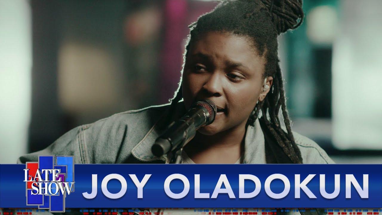 "Joy Oladokun ""sunday"""
