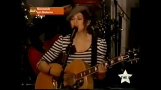 MADONNA NOTHING FAILS-LIVE STAGE ON THE RECORDS HD