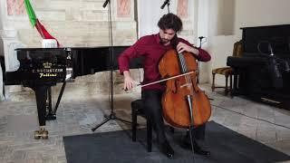 G. Ligeti - Sonata for Solo cello