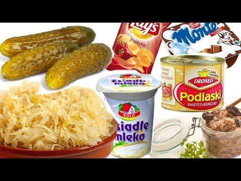 British People Taste Test Polish Food