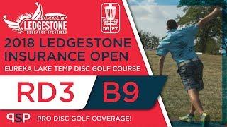 Round Three 2018 Ledgestone Insurance Open - Back 9 | Barsby, Wysocki, Dollar, Anthon