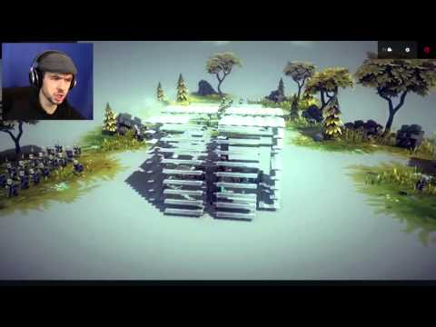 BLOOD AND THUNDER | Besiege #8