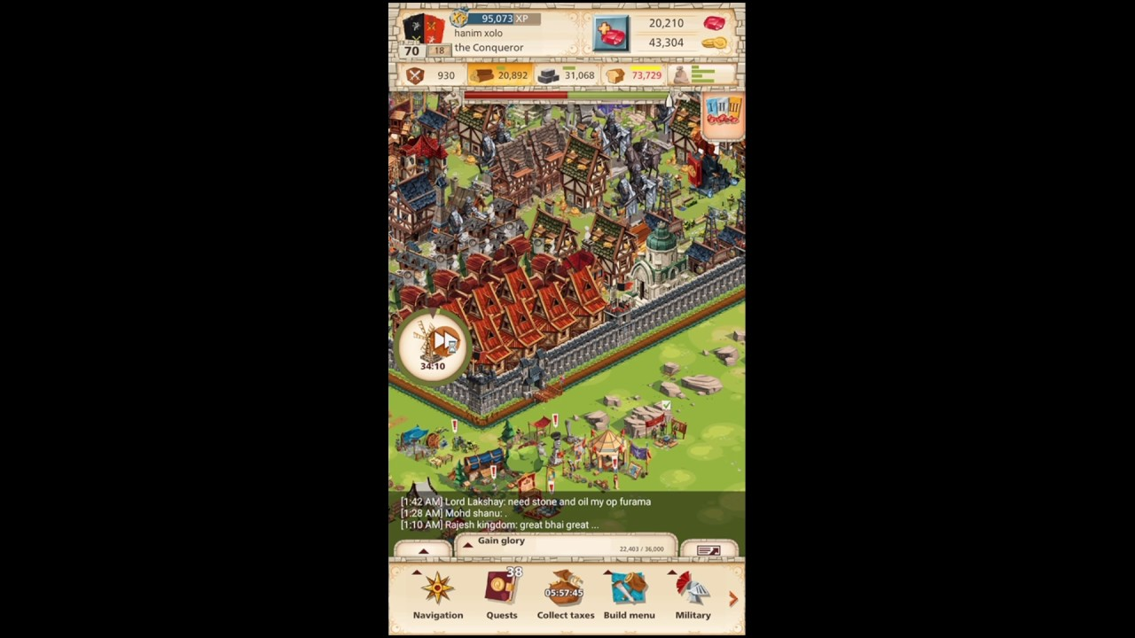 Empire Four Kingdoms Mod Apk Android Hack Cheat Download