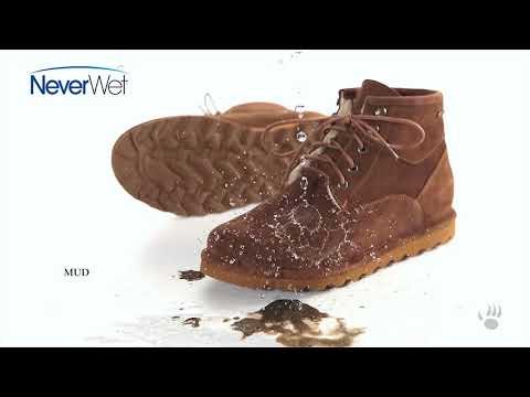 BEARPAW Now Protected By NeverWet Superhydrophobic Technology!