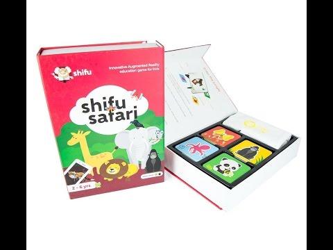Shifu Safari - Augmented Reality Learning Games