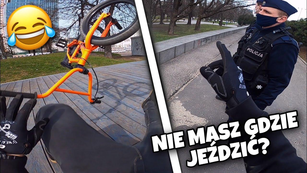 WIELKA ROWEROWA ROZPIERDUCHA - BMX do więzienia - BUDUJE DIRTA cz.1