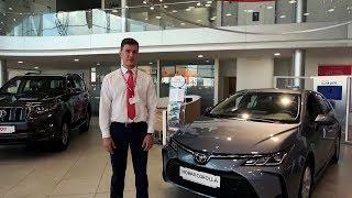Цена и комплектации 2019 Toyota Corolla обзор, двигатель, опции