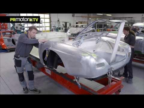 BMW Classic Group restaura el 507 de Elvis Presley Parte 3 - Material Completo en PRMotor TV Channel