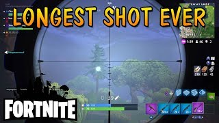 Longest Sniper Shot In History ! Fortnite Win Compilation ( Best Daily Moments )