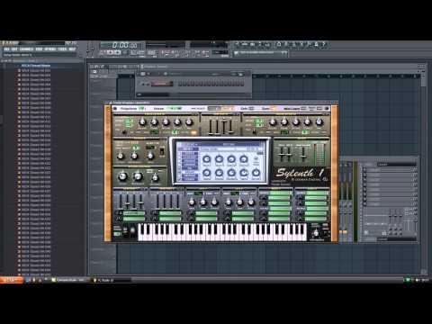 Sylenth1 : Sound Tutorial #16 - Dub Techno Lead [Deutsch]