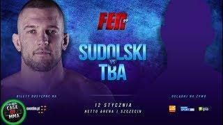 Łukasz Sudolski na gali FEN 27 !