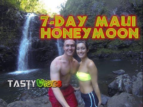 7-Day Maui Honeymoon - HD - Hana Hwy, Ziplines, Biking, Sailing, Snorkeling & More