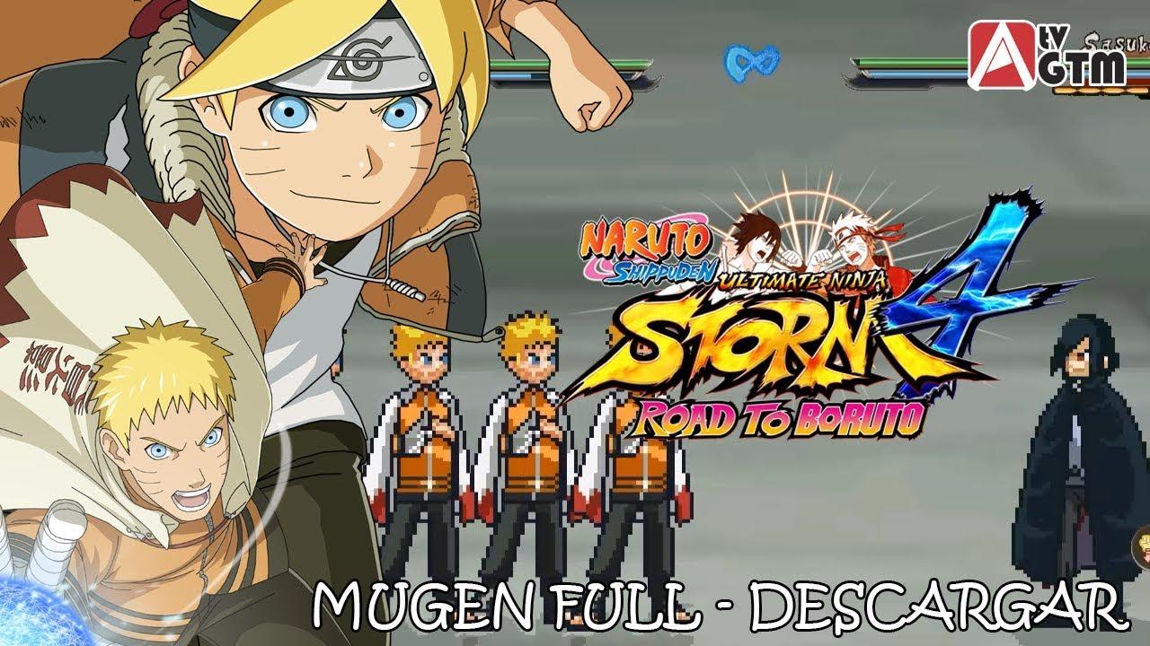 download naruto mugen storm 4