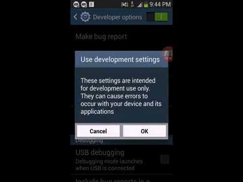 របៀបធ្វើអោយ ទូរសព្ទ័ ដើលឿនជាងមុន Android(convert phy