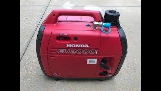 Hutch Mountain HondaTri-Fuel Installation