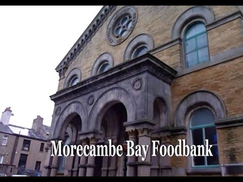 Morecambe Bay Foodbank A Visit