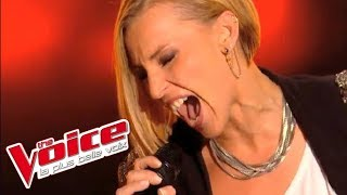 The Voice 2014│Sarah Jad - Etienne (Guesch Patti)│Blind audition