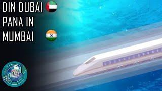 De ce Dubai a construit un Tren Subacvatic?