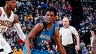 Paul George Duels Andrew Wiggins in Indiana