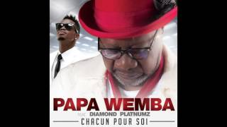 Papa Wemba   Chacun pour soi feat  Diamond Platnumz   YouTube